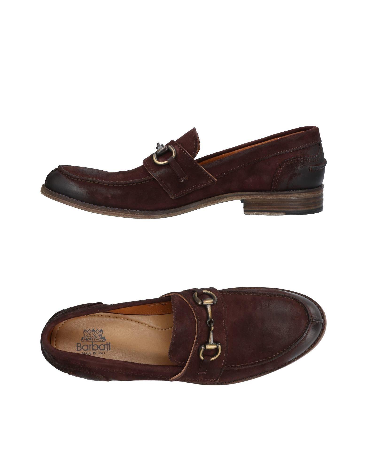 Rabatt echte Schuhe Barbati Mokassins Herren  11465318RU