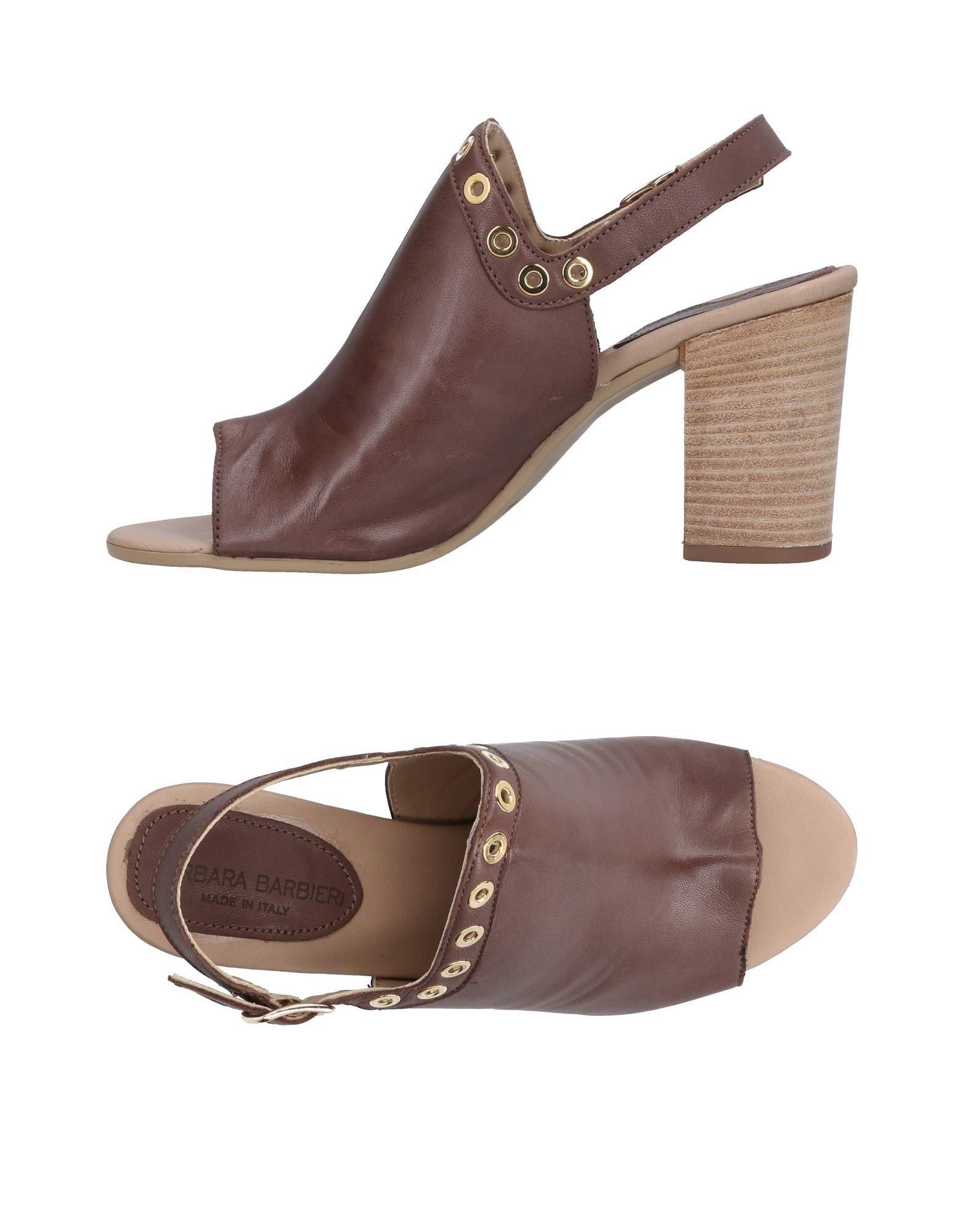 Barbara Barbieri Sandalen Damen  11465389PW Gute Qualität beliebte Schuhe