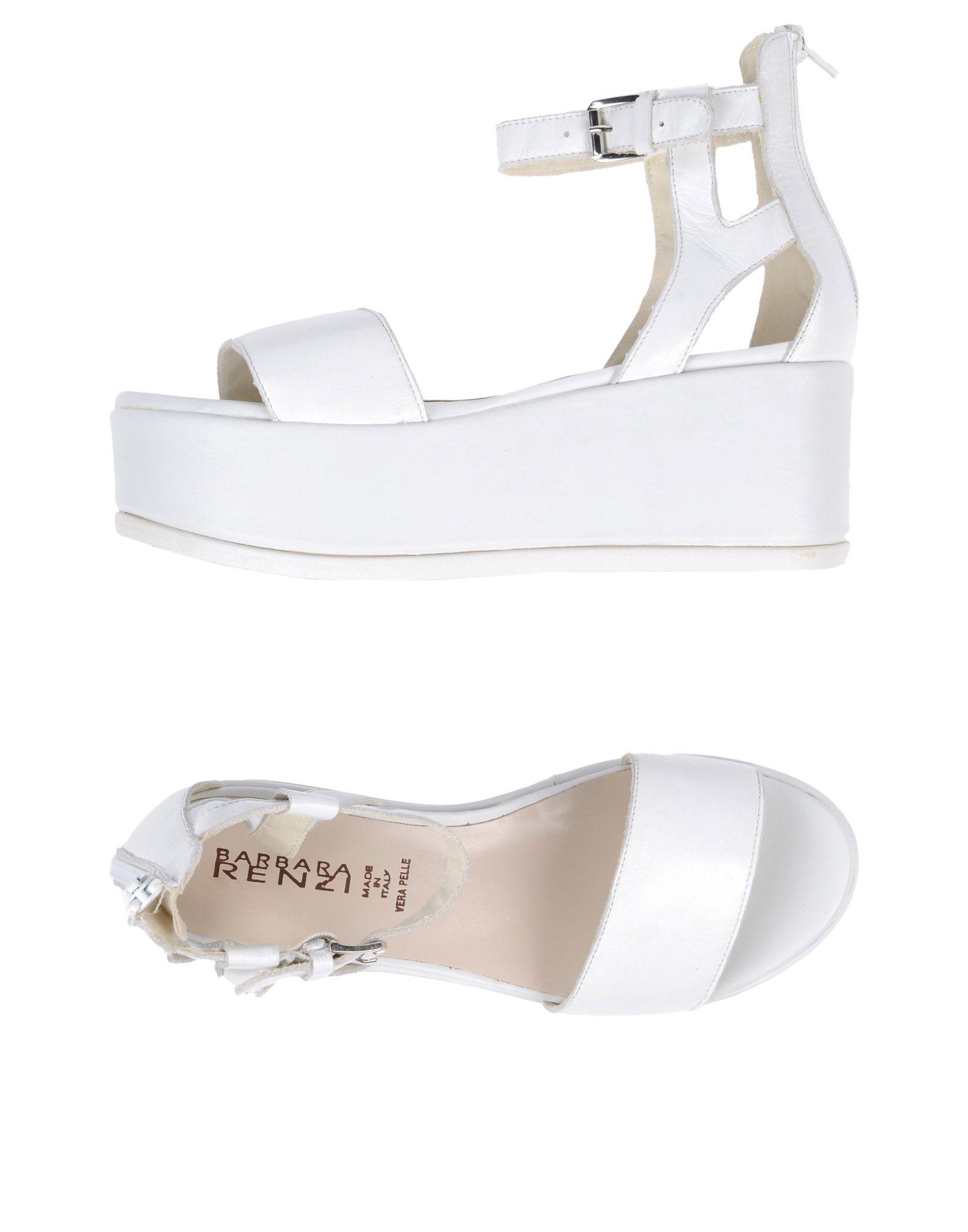 Barbara Renzi Sandalen Damen  11465407IV Gute Qualität beliebte Schuhe