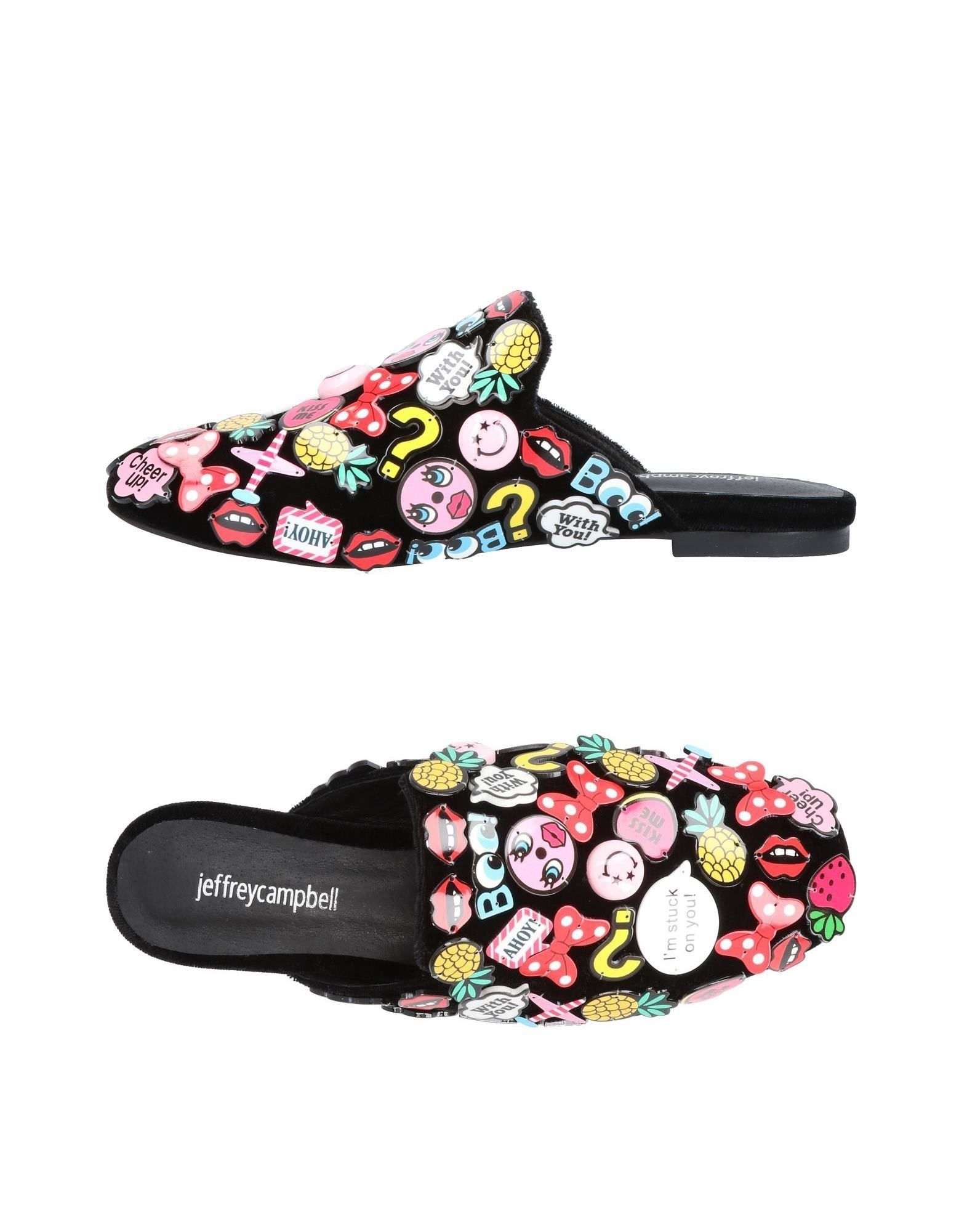 Jeffrey Campbell 11465420BB Pantoletten Damen  11465420BB Campbell Gute Qualität beliebte Schuhe e4cde5