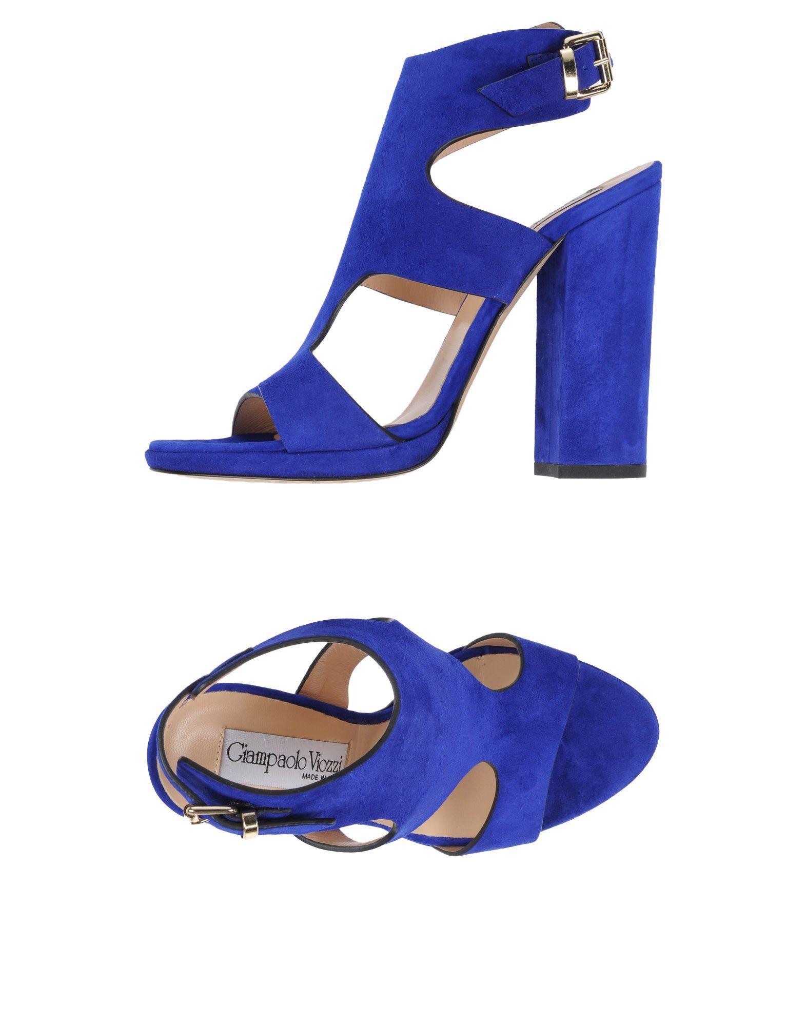 Gut um billige billige billige Schuhe zu tragenGiampaolo Viozzi Sandalen Damen  11465429NP 7cbb58