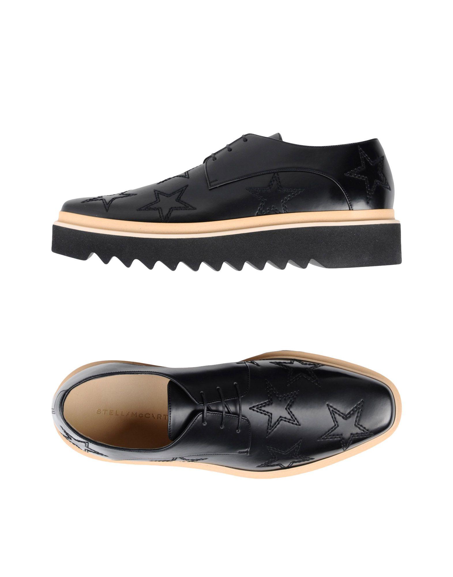 Stella Mccartney Schnürschuhe Herren  11465430BK Gute Qualität beliebte Schuhe