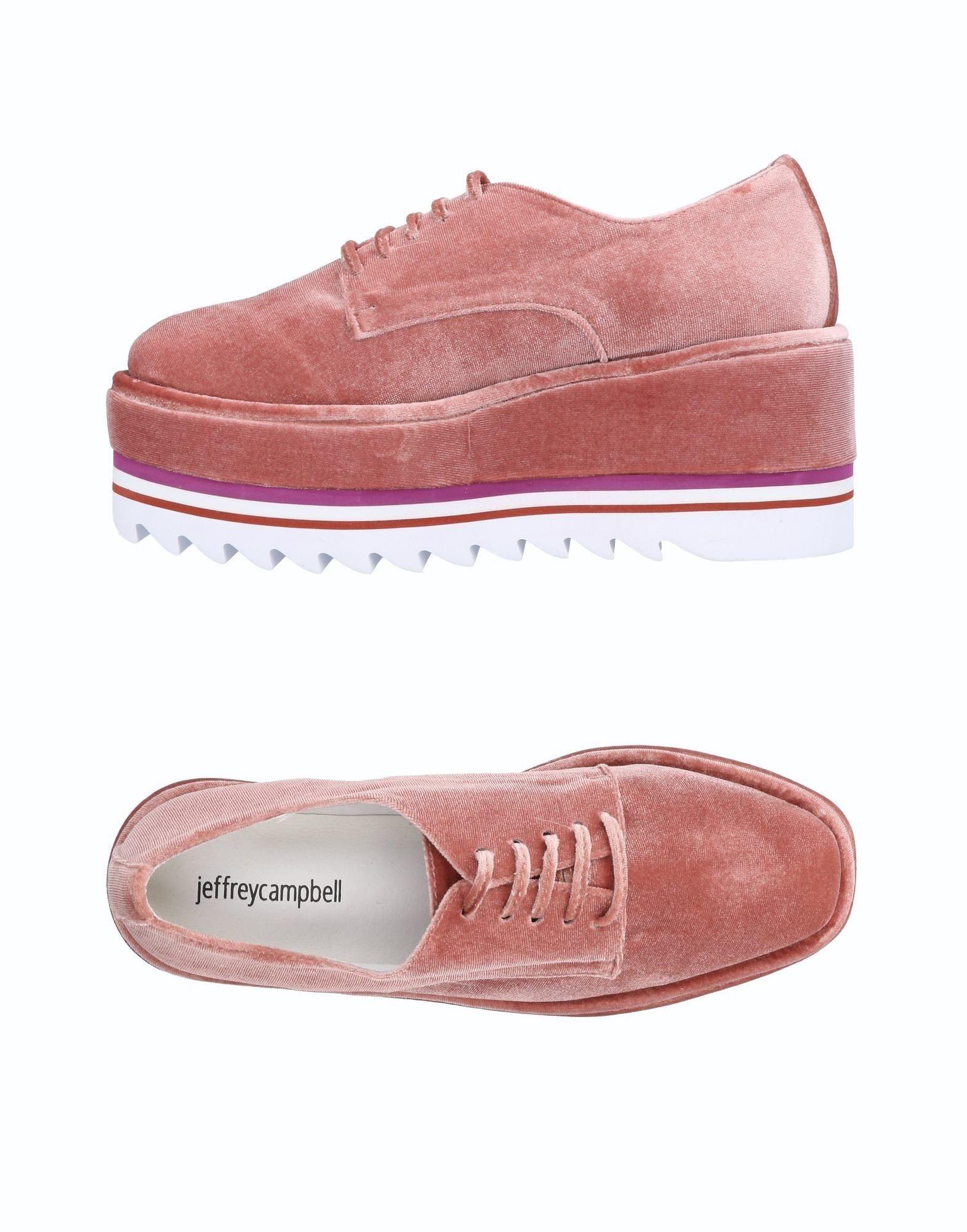 Zapatillas Jeffrey Campbell Mujer - Zapatillas Jeffrey Campbell   Campbell Rosa pastel 9c5a4e