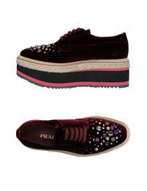 06d15d8816cb Chaussures Prada Femme Collections Printemps-Été et Automne-Hiver ...