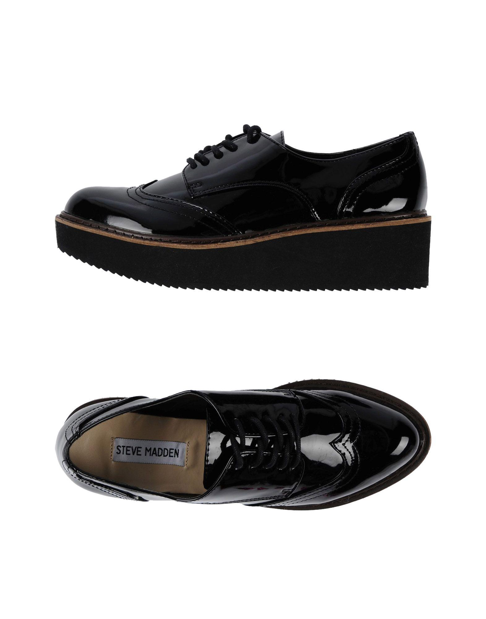 Steve Madden Schnürschuhe Damen  11465491FR Gute Qualität beliebte Schuhe