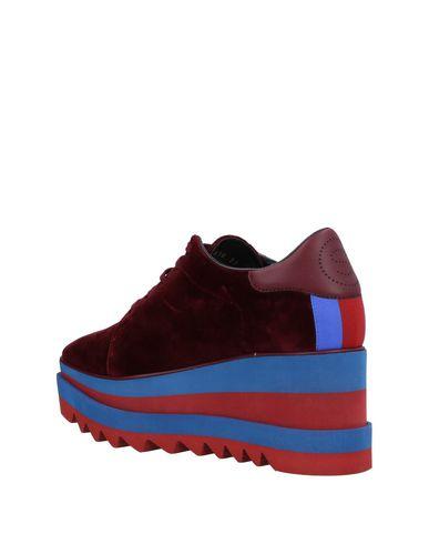 Stella Mccartney Sneakers Donna Scarpe Bordeaux