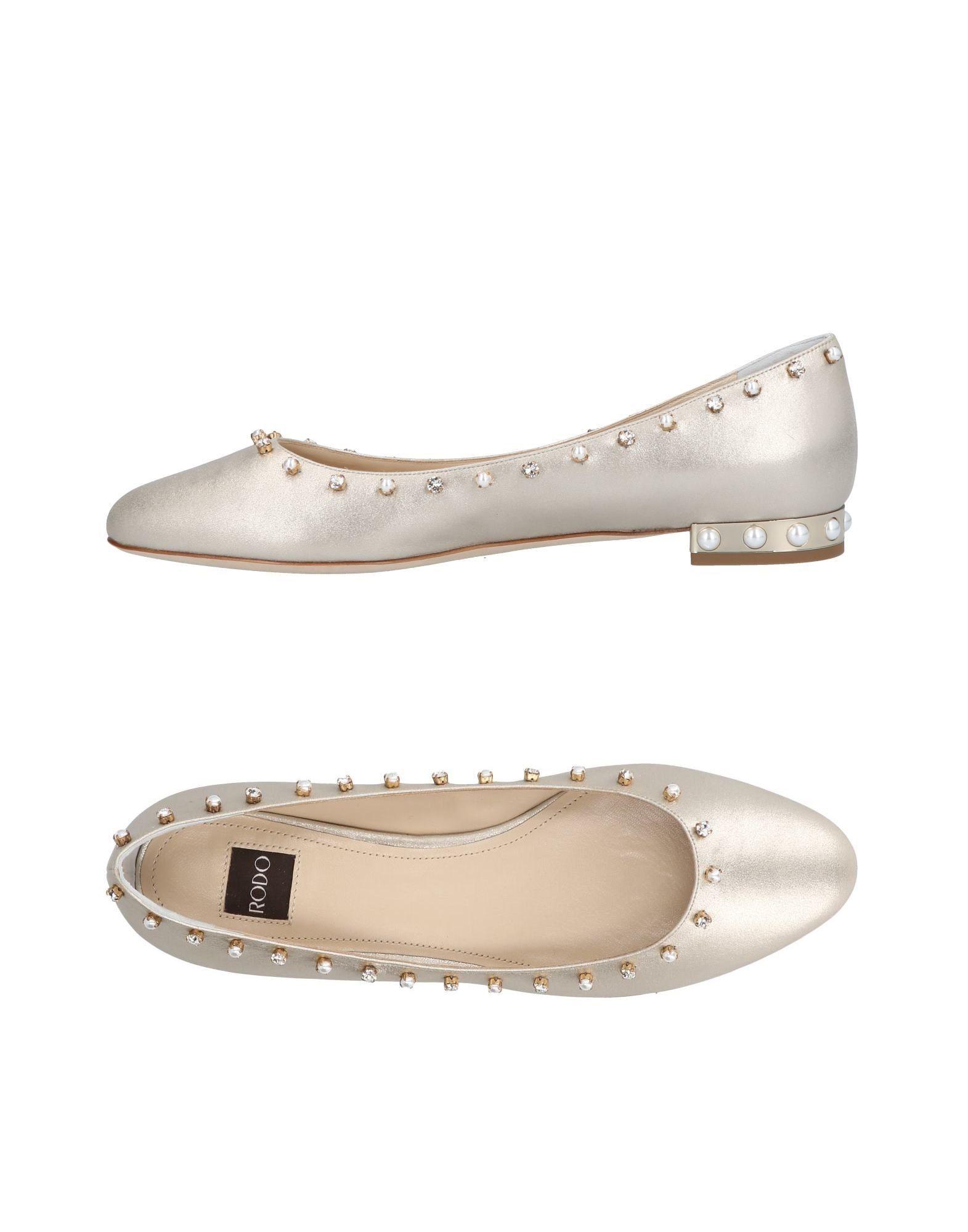 Rabatt Schuhe Rodo Ballerinas Damen  11465546IF
