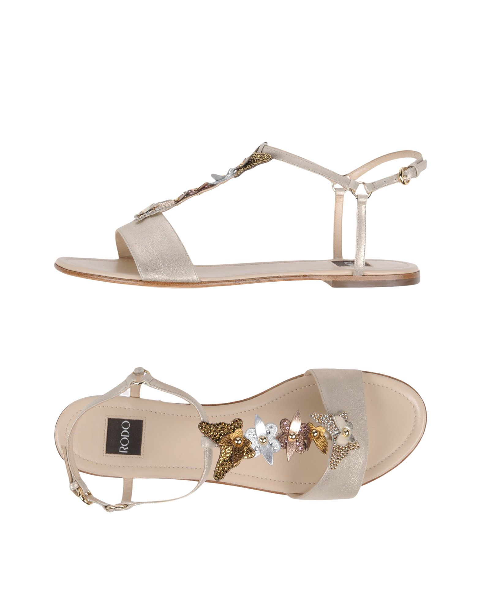 Haltbare Mode billige Schuhe Rodo Sandalen Damen  11465551EG Heiße Schuhe