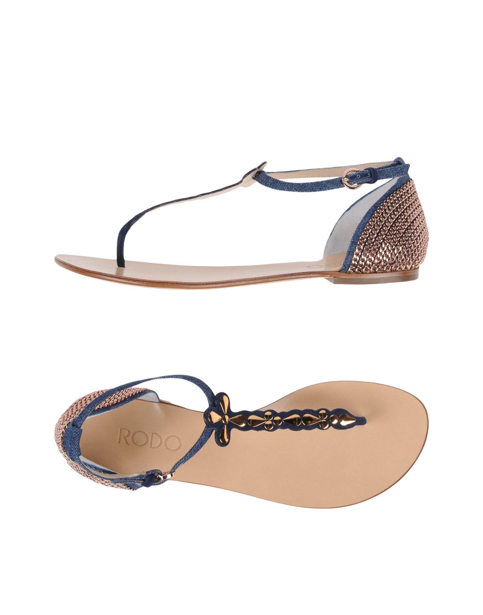 Stilvolle billige Dianetten Schuhe Rodo Dianetten billige Damen  11465557NT e703c5