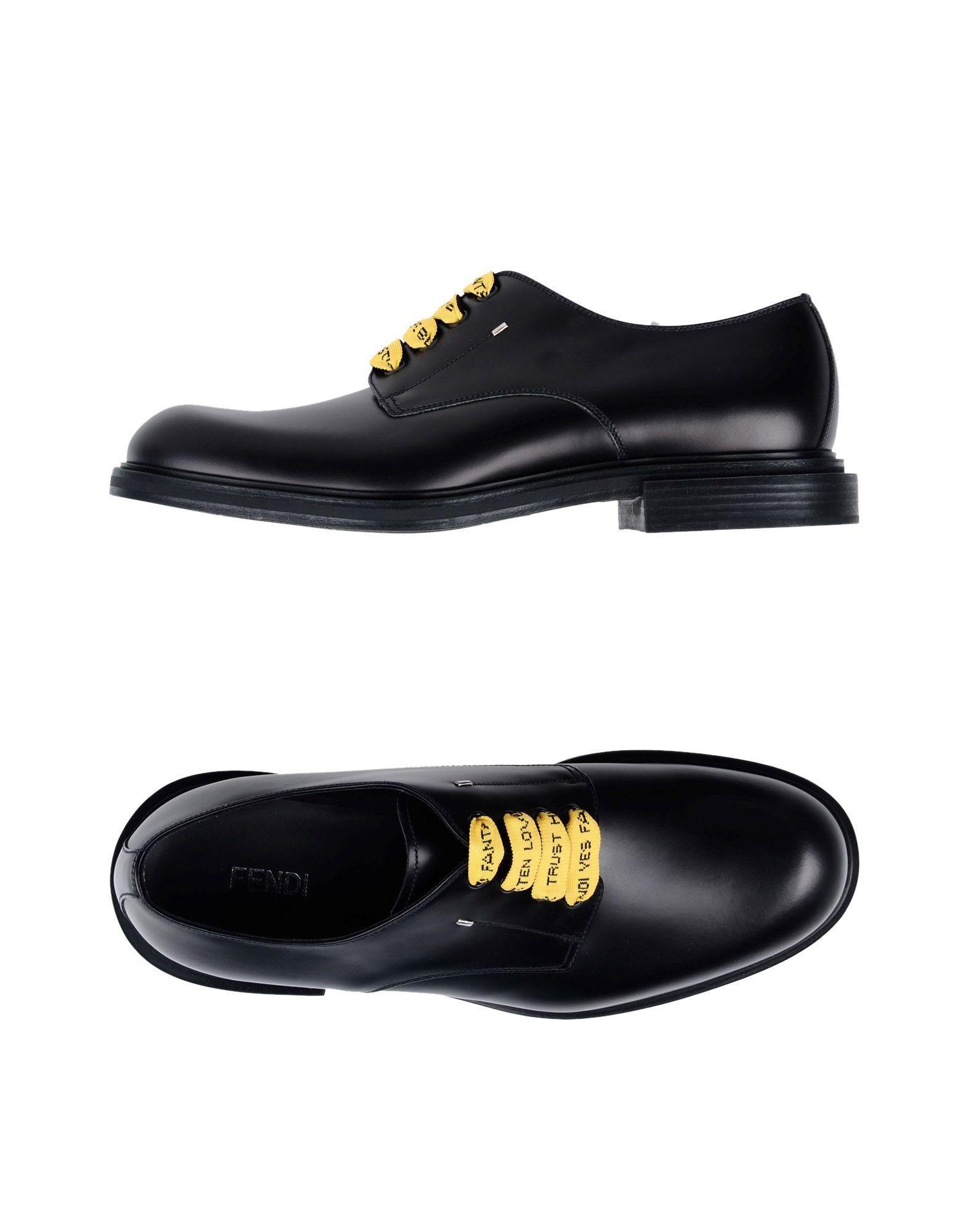 Fendi Schnürschuhe Herren  11465561LI Gute Qualität beliebte Schuhe