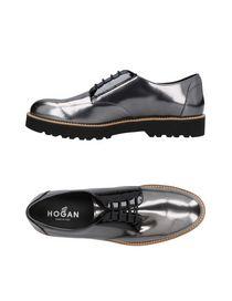 new style d9088 436c1 Scarpe Derby donna: scarpe Derby con e senza lacci in pelle ...