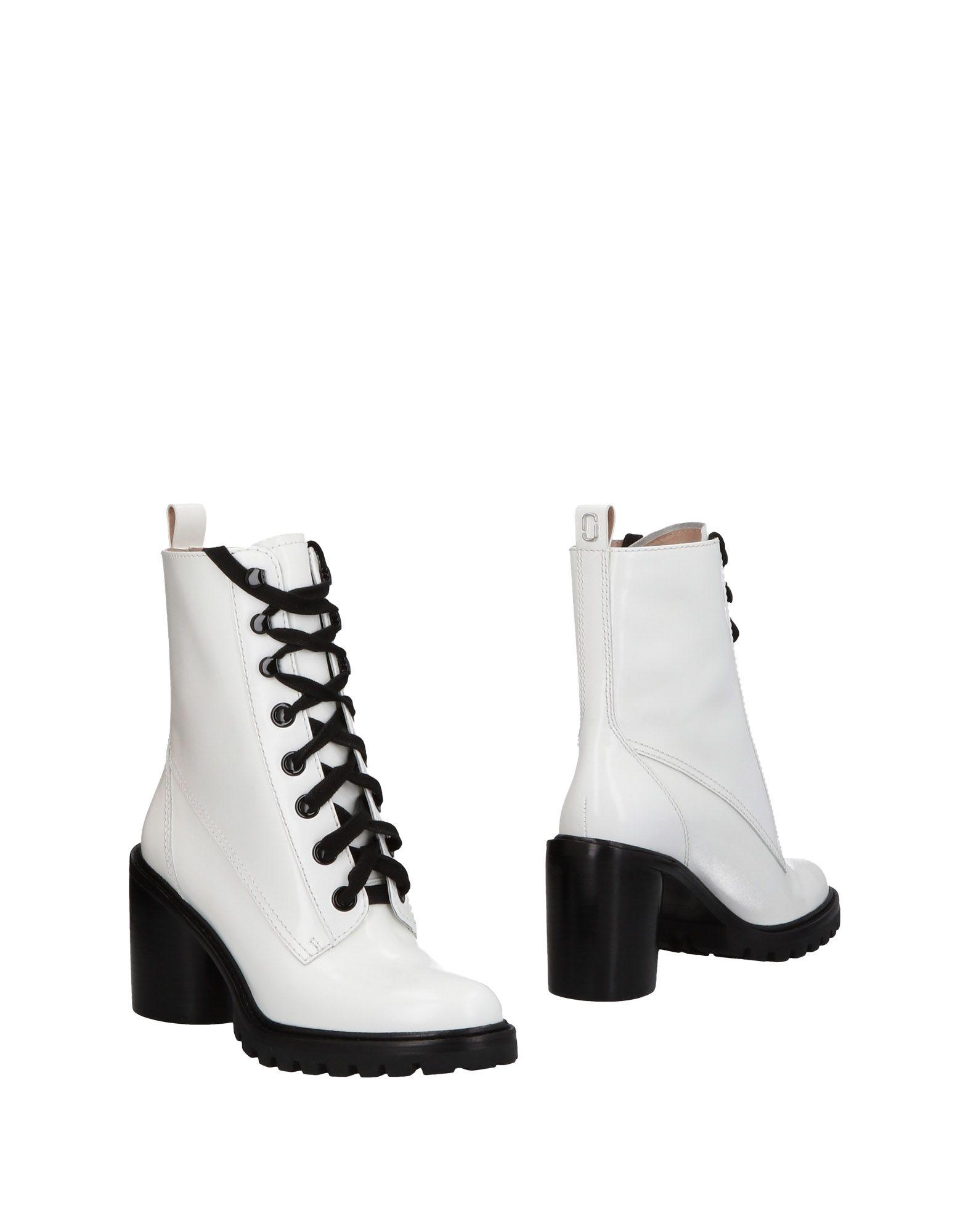 Rabatt Schuhe Marc Jacobs Stiefelette Damen  11465581HB