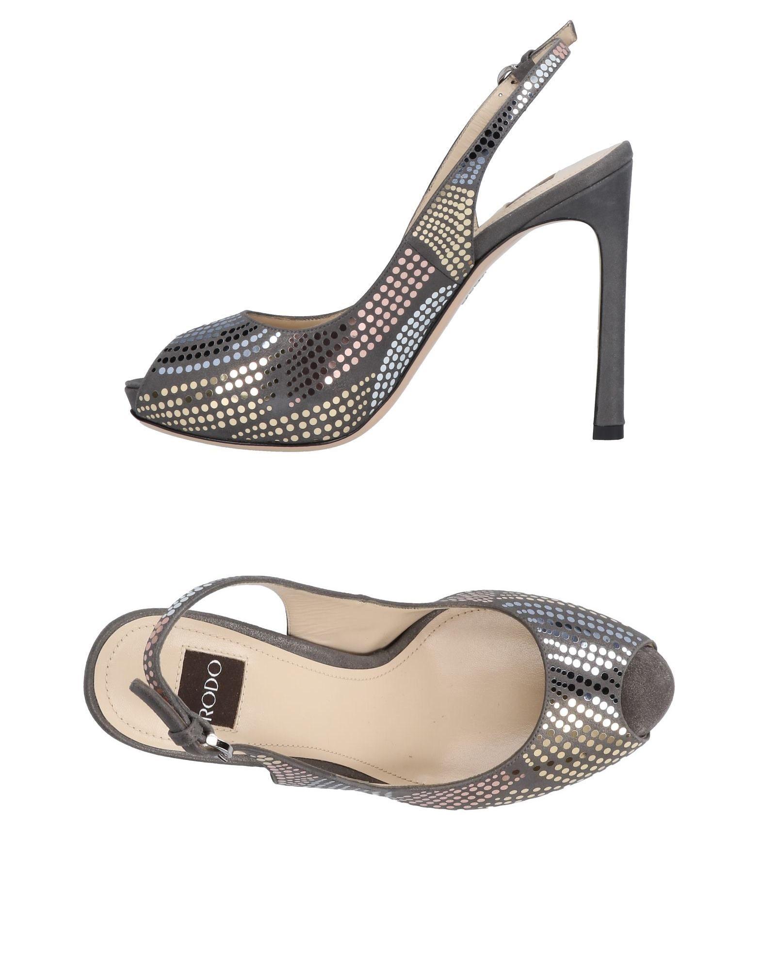 Haltbare Mode billige Schuhe Rodo Sandalen Damen  11465612BX Heiße Schuhe