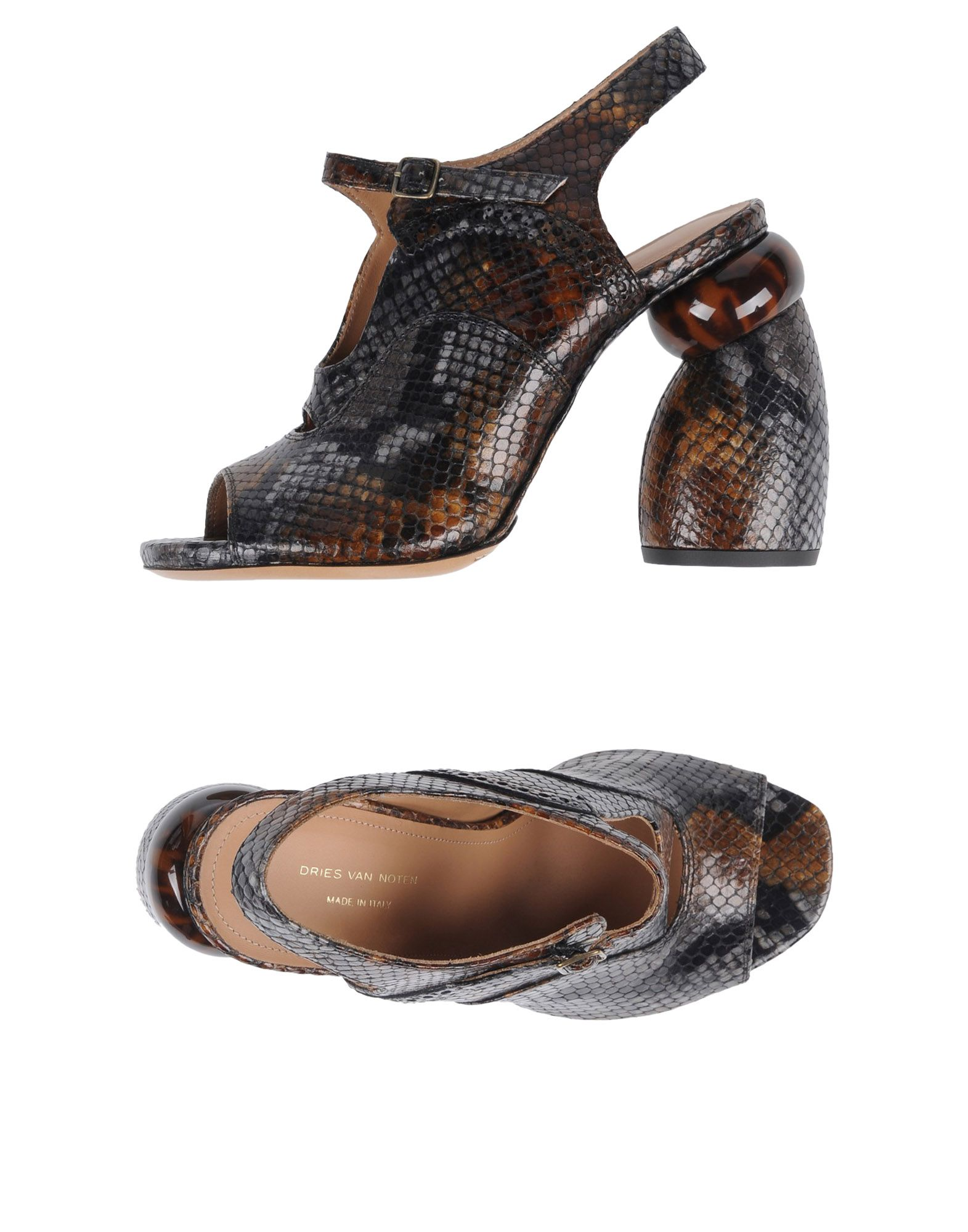 Dries Van Noten Sandals Noten - Women Dries Van Noten Sandals Sandals online on  Australia - 11465745WO 4a8897
