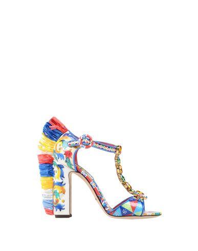 amp; Dolce Sandales Bleu Dolce amp; Gabbana CHPpwq