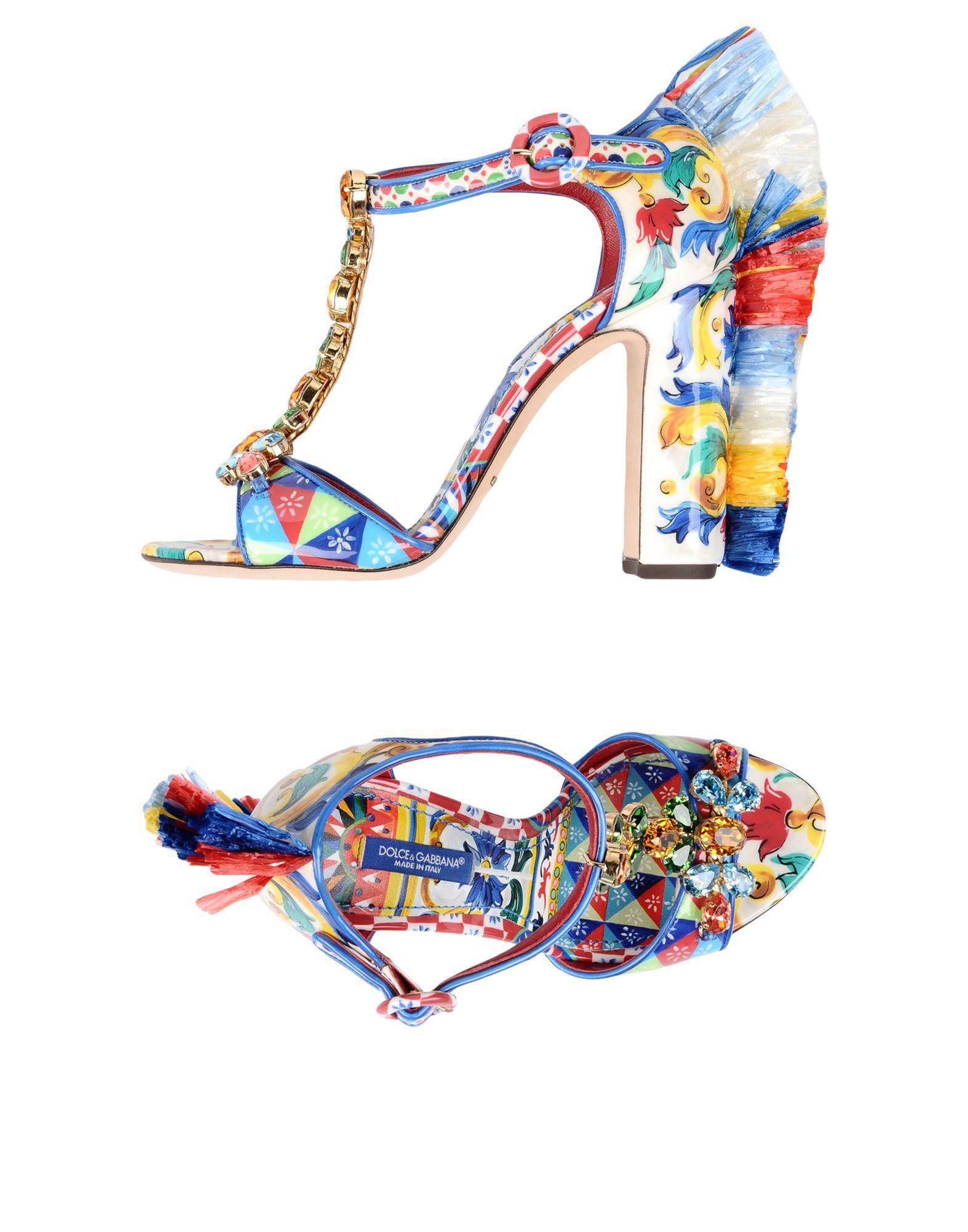 Dolce & Gabbana Sandals - Women online Dolce & Gabbana Sandals online Women on  Canada - 11465748XX 389657