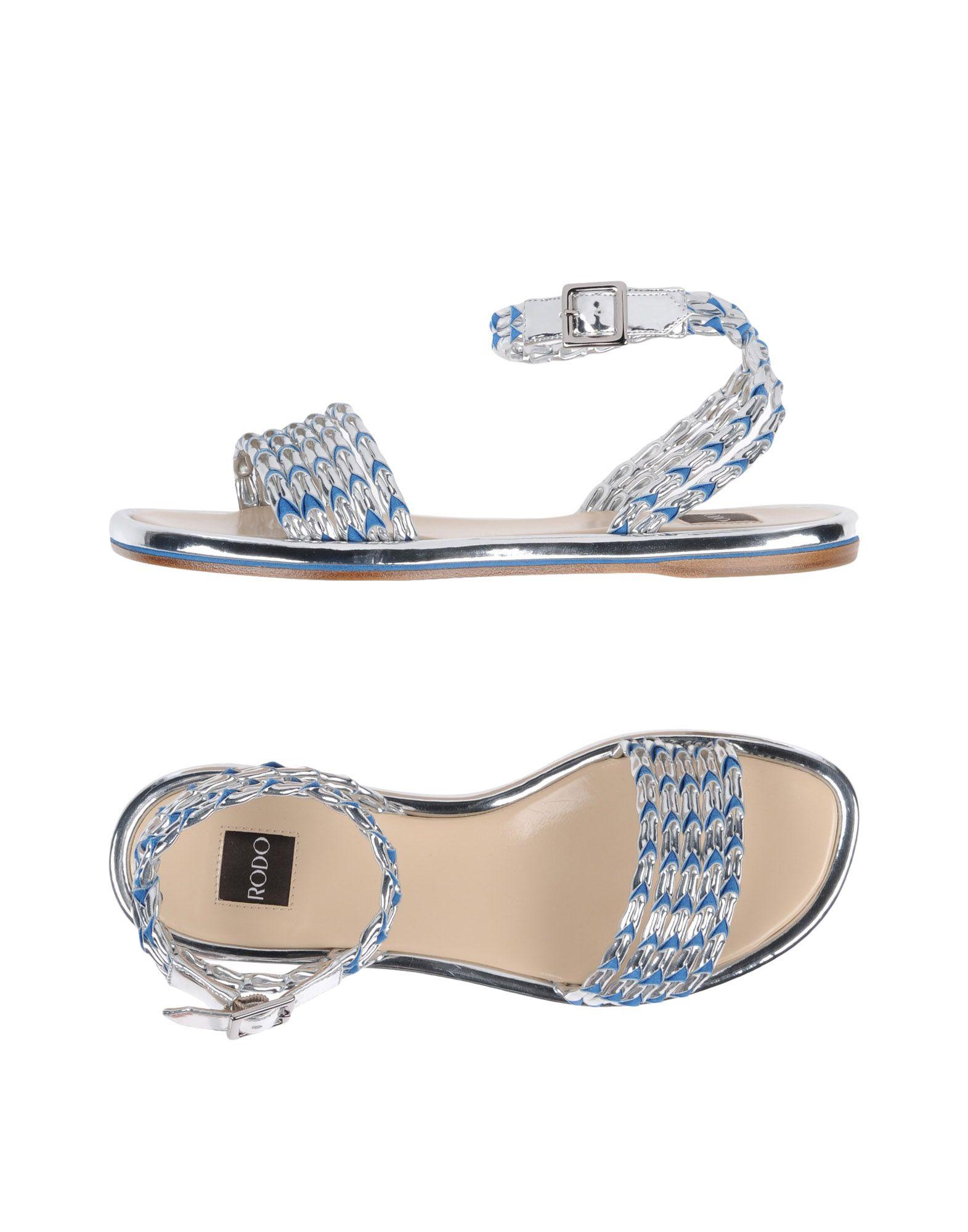 Haltbare Mode billige Schuhe Rodo Sandalen Damen  11465786HR Heiße Schuhe