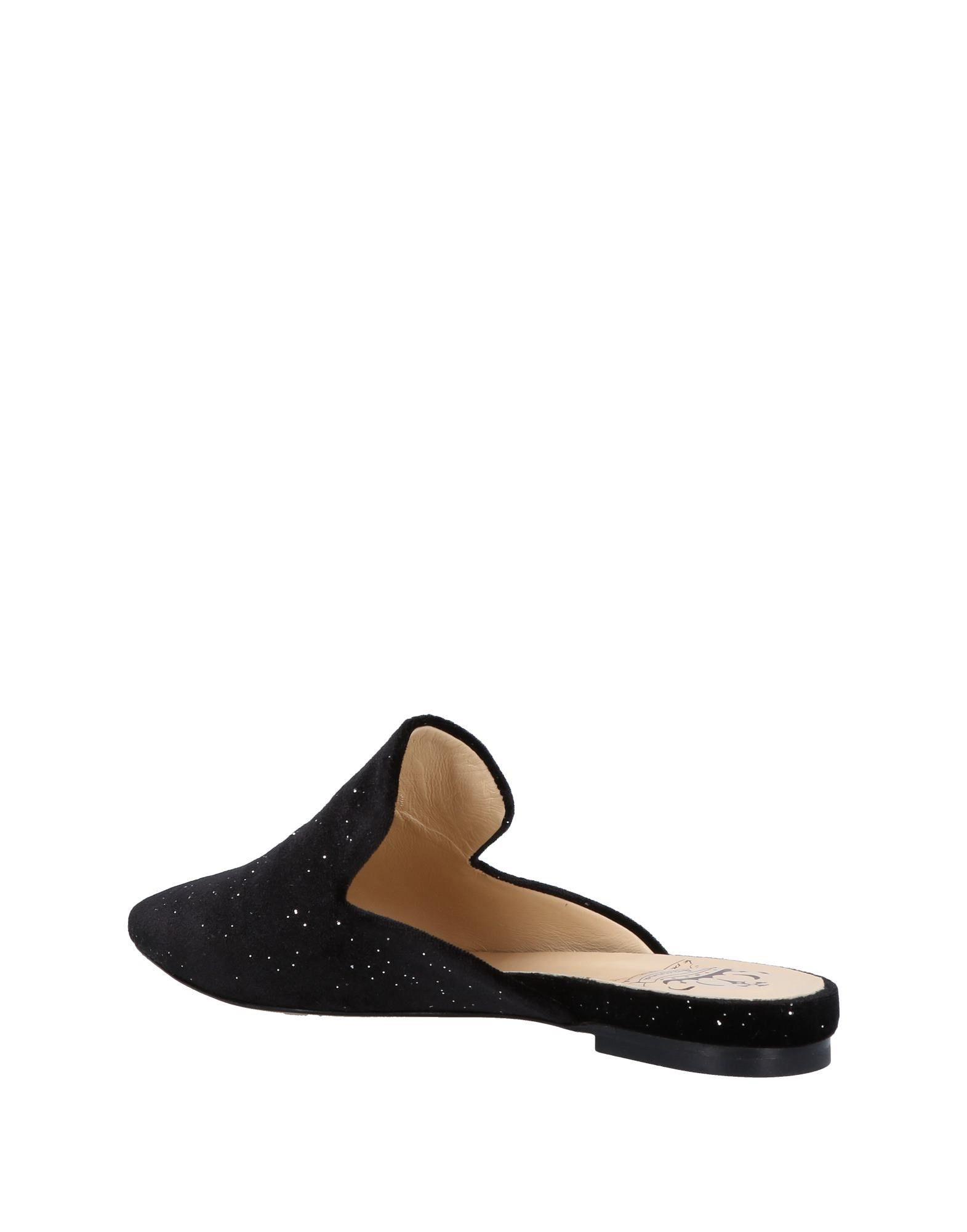 L'arianna Pantoletten Damen  beliebte 11465803NJ Gute Qualität beliebte  Schuhe 4e8892