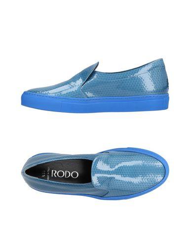 Casual salvaje Zapatillas Rodo Mujer - Zapatillas Rodo   - 11465806FP Azul pastel