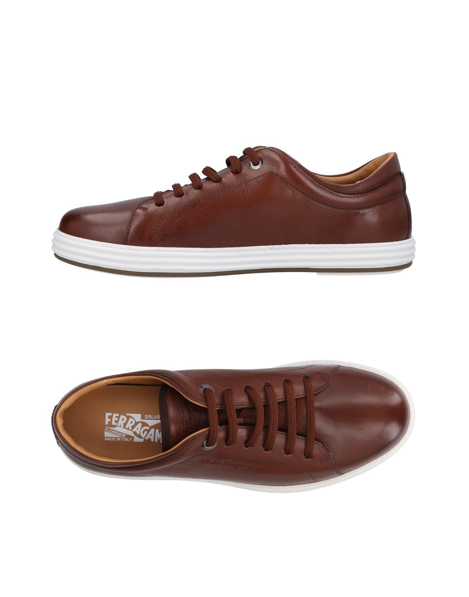 Salvatore Ferragamo Sneakers Herren  11465863WU Gute Qualität beliebte Schuhe
