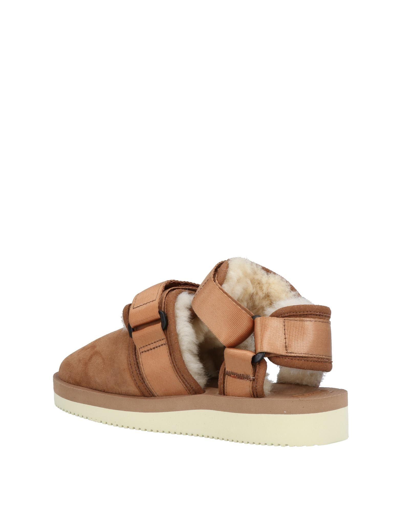 Heiße Suicoke Pantoletten Damen  11465866PK Heiße  Schuhe 2ed31e