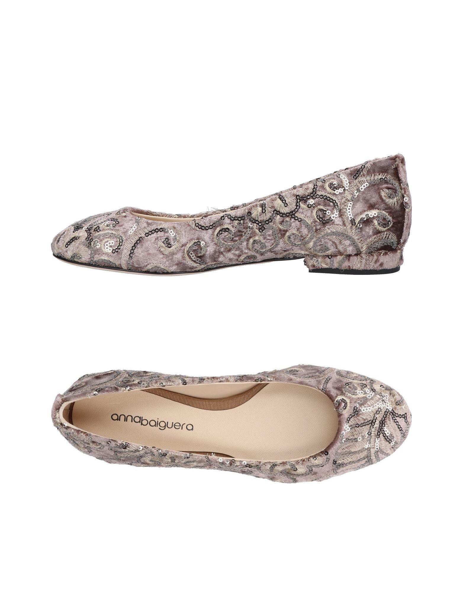 Gut um billige Schuhe zu tragenAnna Baiguera Ballerinas Damen  11465875RK
