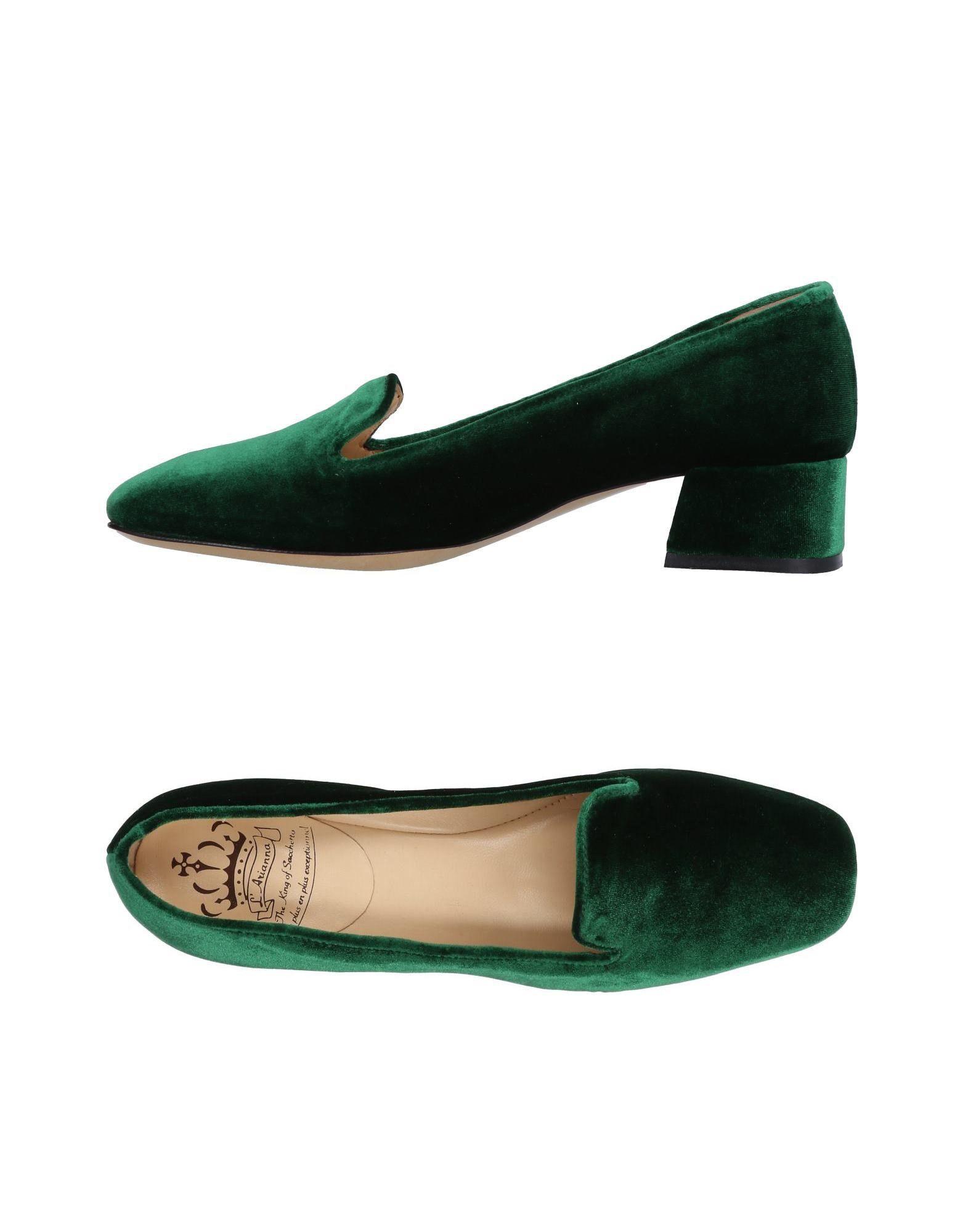 L'arianna Mokassins Damen  11465878PS Gute Qualität beliebte Schuhe