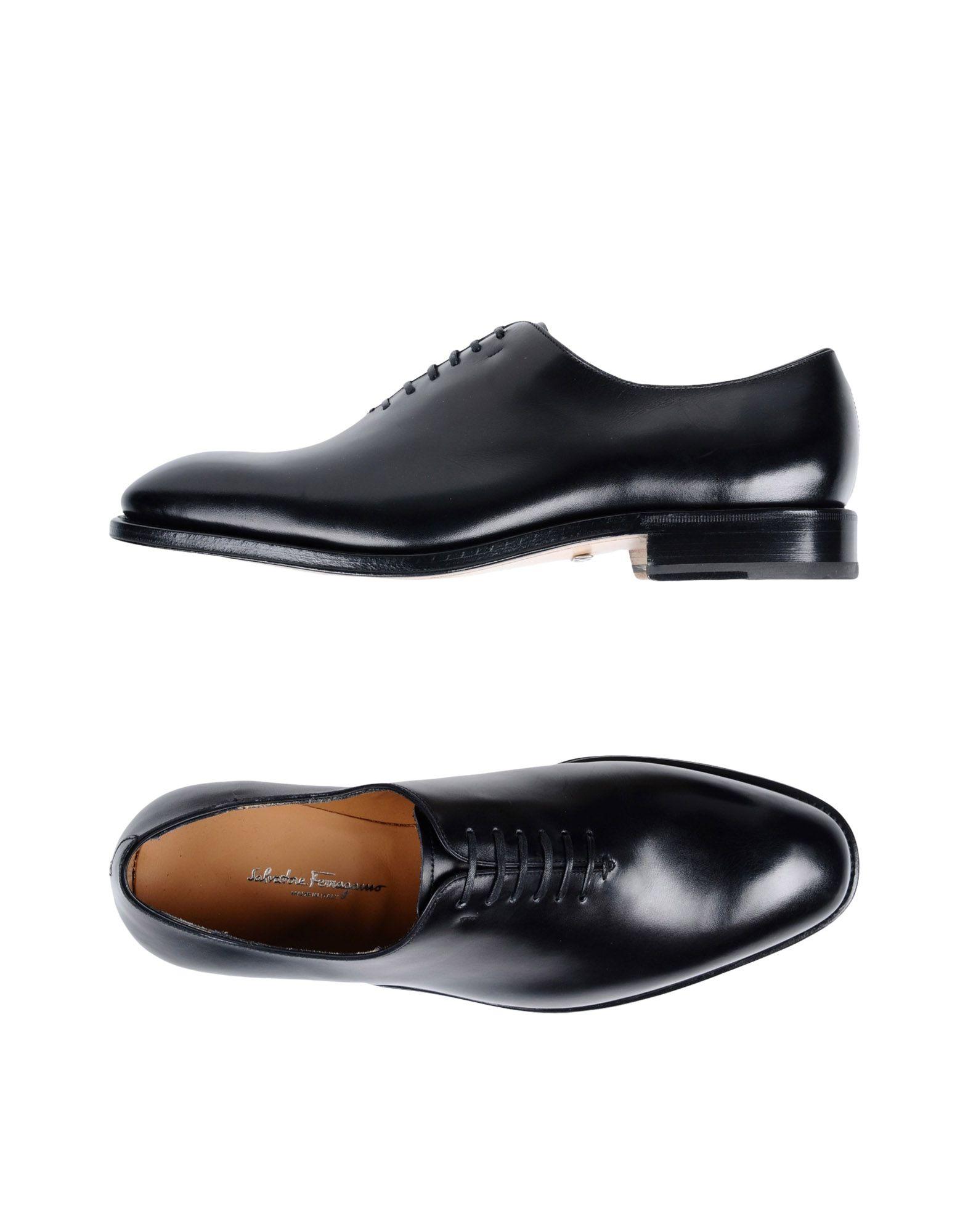Salvatore Ferragamo Schnürschuhe Herren  11465885EV Gute Qualität beliebte Schuhe