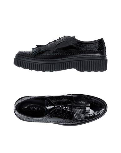 Venta de liquidación de temporada Zapato De Cordones Tod's Mujer - Zapatos De Cordones Tod's   - 11465914QI Negro