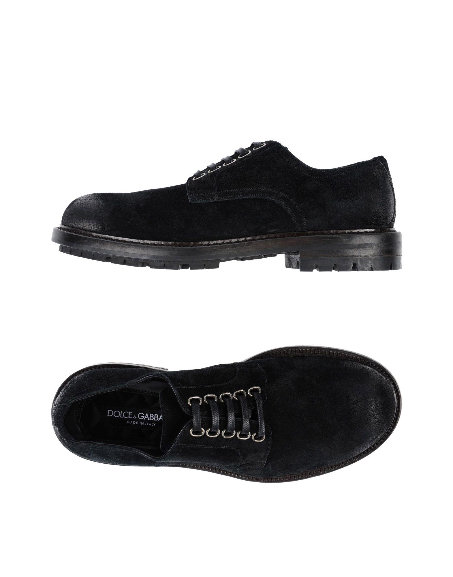 Dolce  & Gabbana Schnürschuhe Herren  Dolce 11465957DA Gute Qualität beliebte Schuhe 72dcb1
