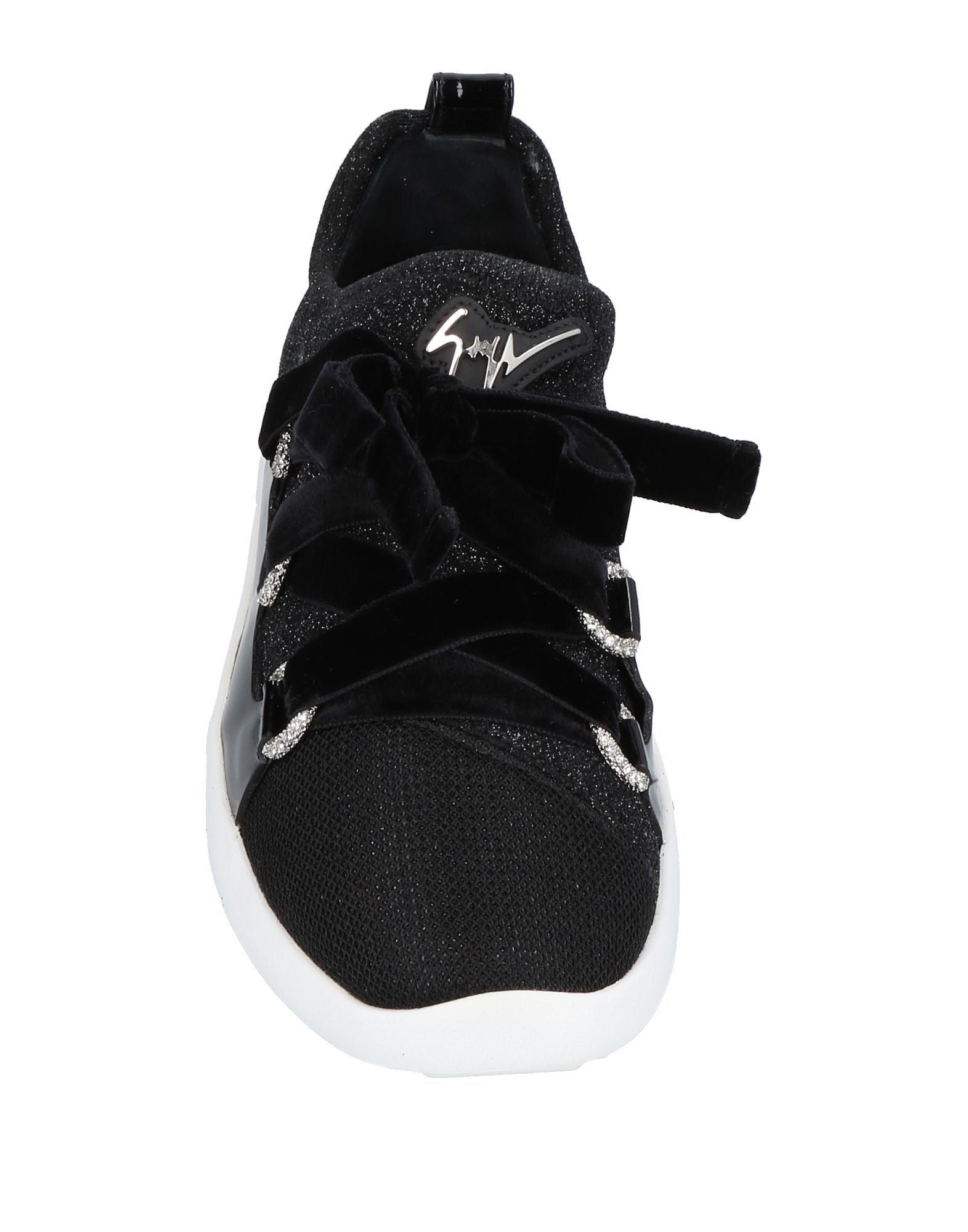 Giuseppe Zanotti Sneakers aussehende Damen  11465967INGünstige gut aussehende Sneakers Schuhe 54455d