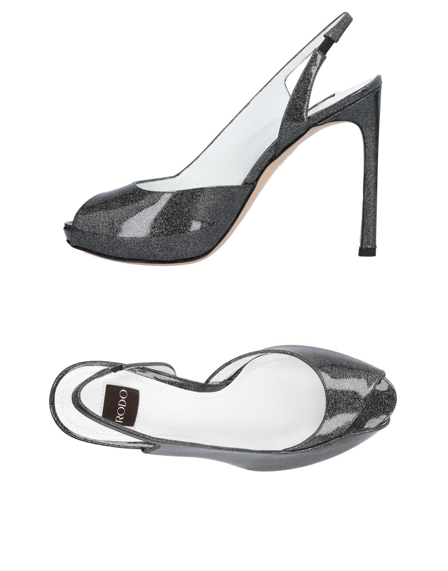 Rodo Pumps Damen  11466019SWGut aussehende strapazierfähige Schuhe