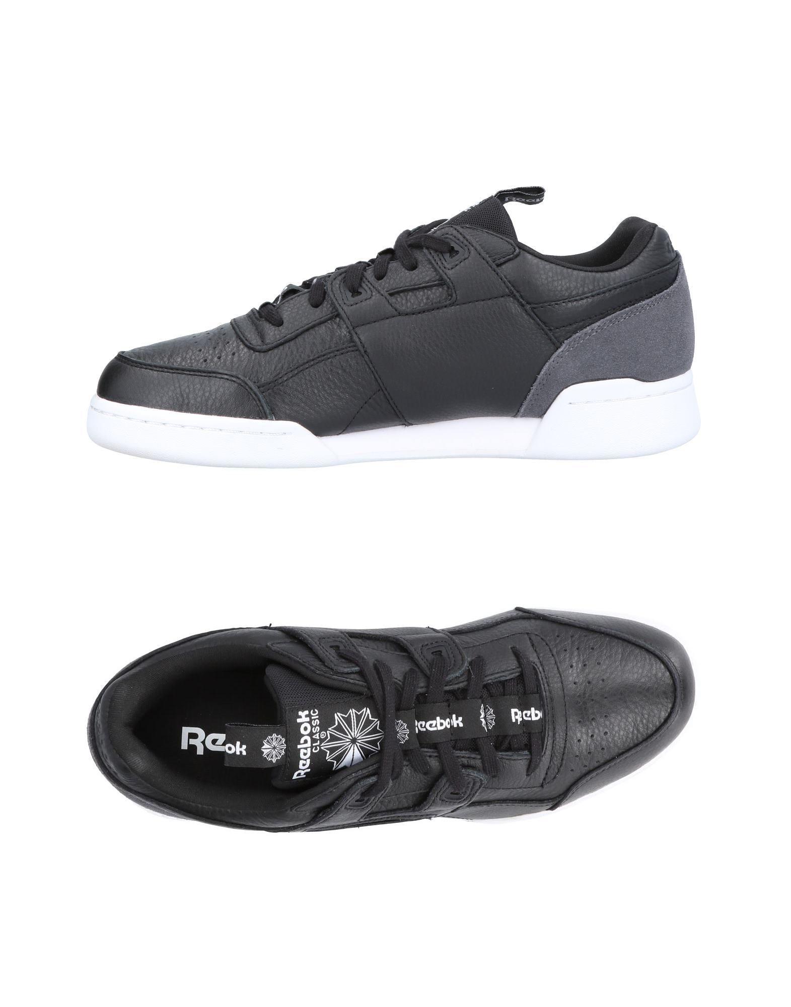 Rabatt echte Schuhe Reebok Sneakers Herren  11466050FP