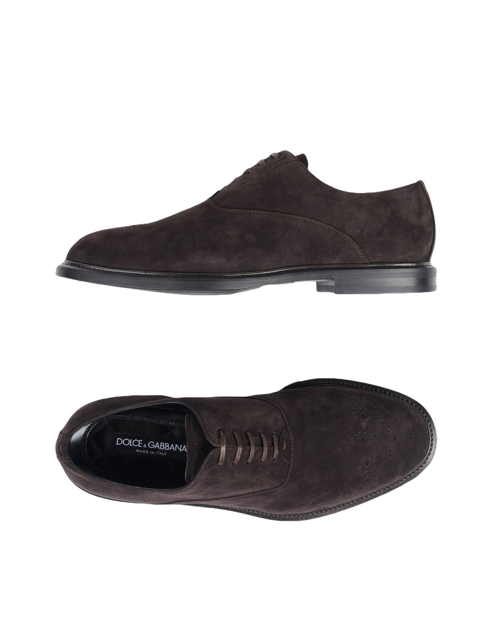 Dolce & Gabbana Schnürschuhe Herren  11466060XU Gute Qualität beliebte Schuhe