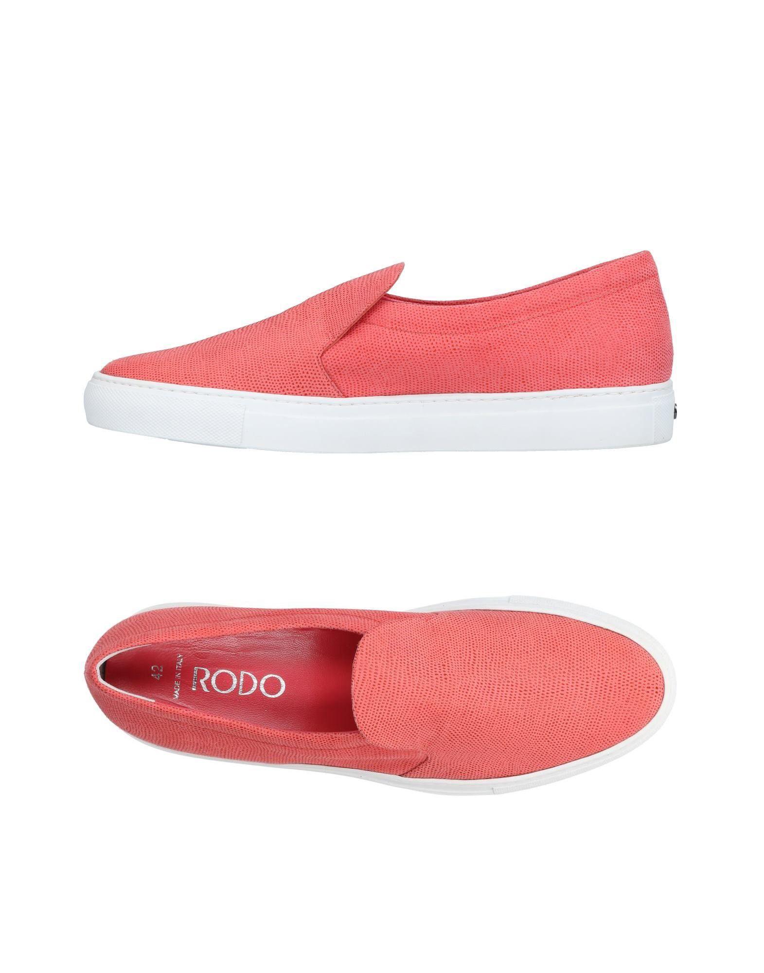 Stilvolle billige Schuhe Rodo Sneakers Damen  11466068ST