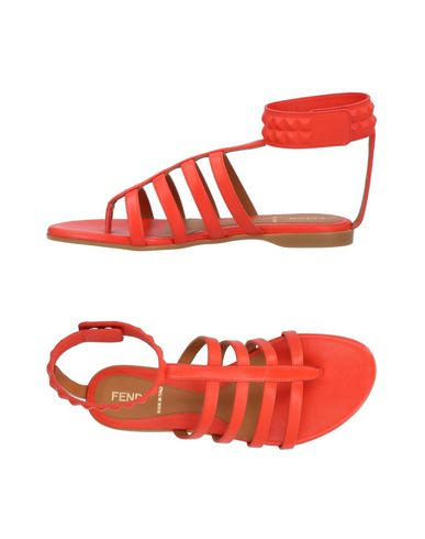9bc2777c3503 Fendi Flip Flops - Women Fendi Flip Flops online on YOOX Belgium ...