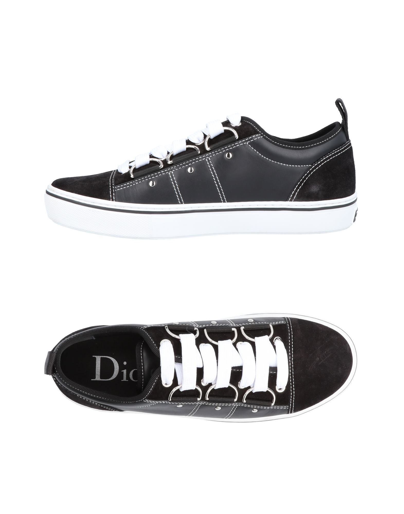 Baskets Dior Homme Homme - Baskets Dior Homme  Noir Confortable et belle