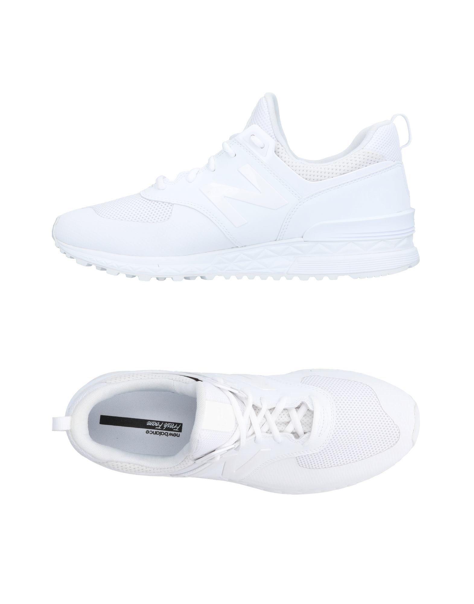 Sneakers New Balance Homme - Sneakers New Balance  Blanc Les chaussures les plus populaires pour les hommes et les femmes
