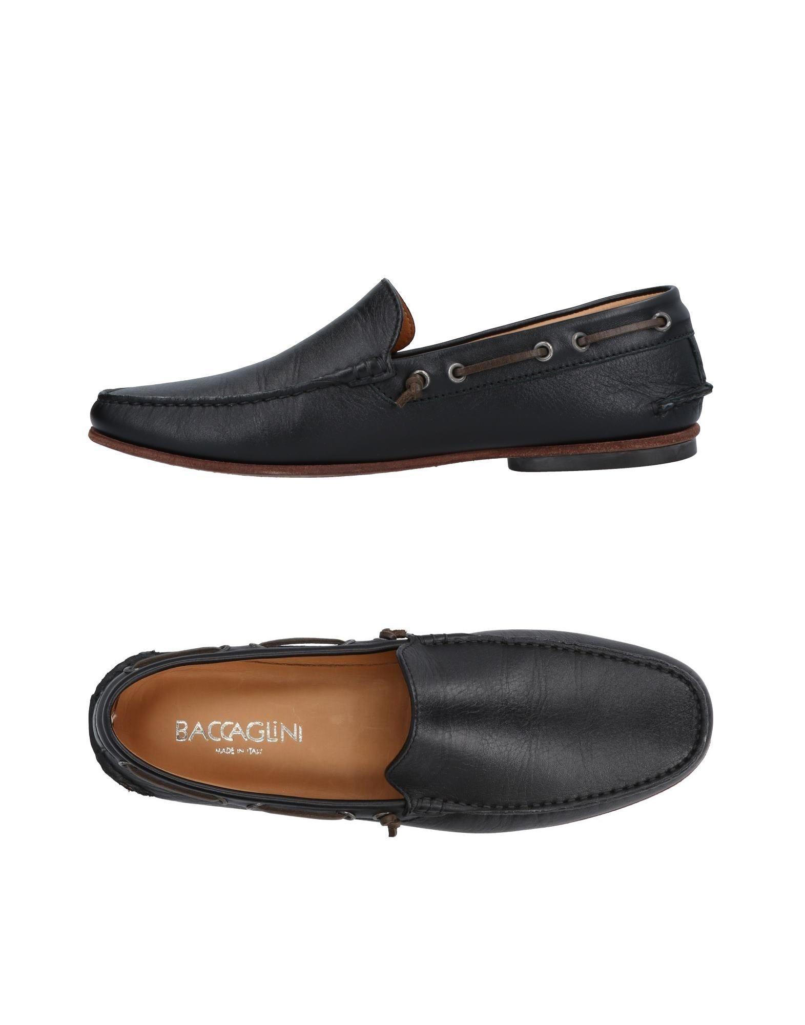 Rabatt echte Schuhe Baccaglini Mokassins Herren  11466307AQ
