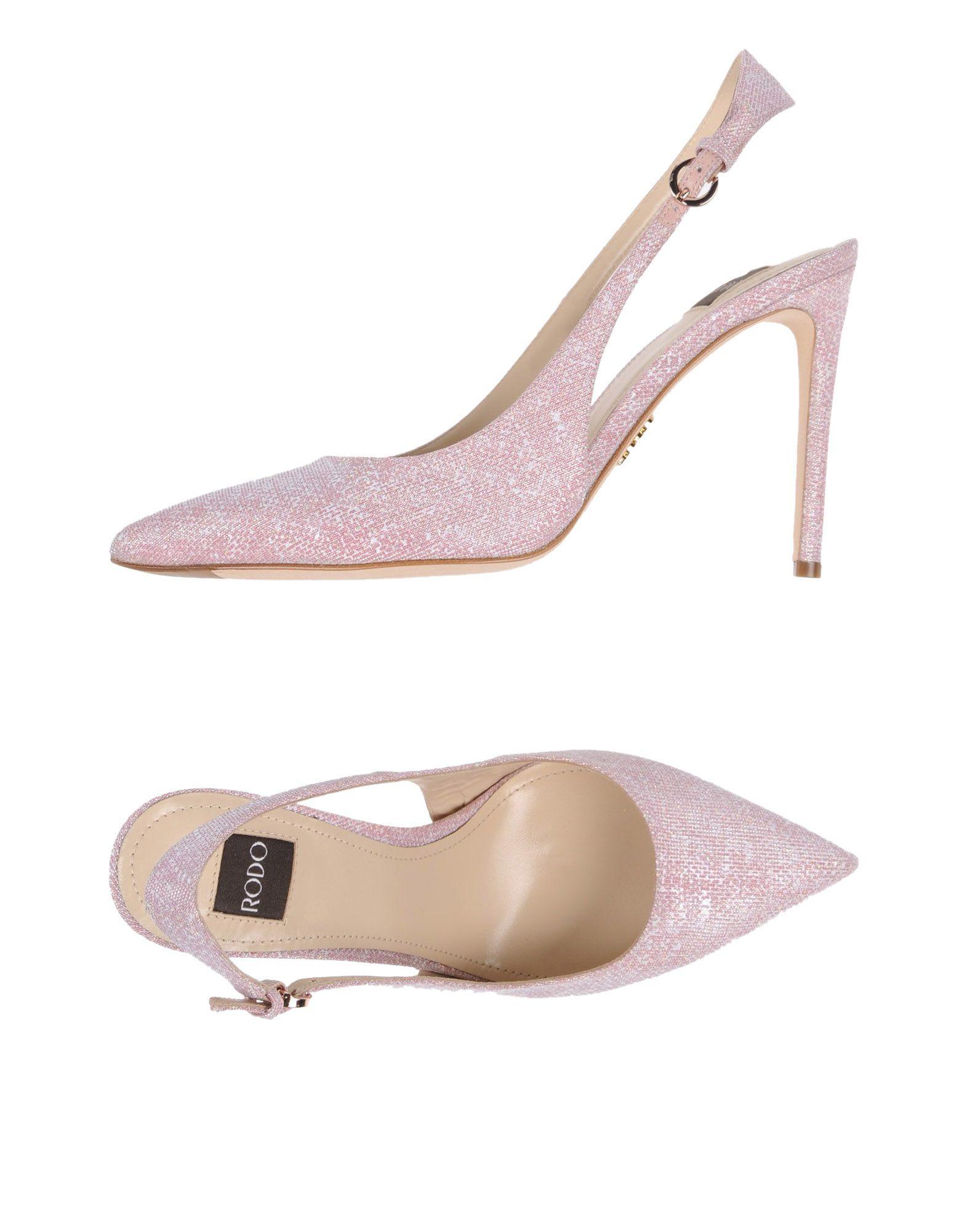 Rodo Pumps Damen  11466358DHGut aussehende strapazierfähige Schuhe