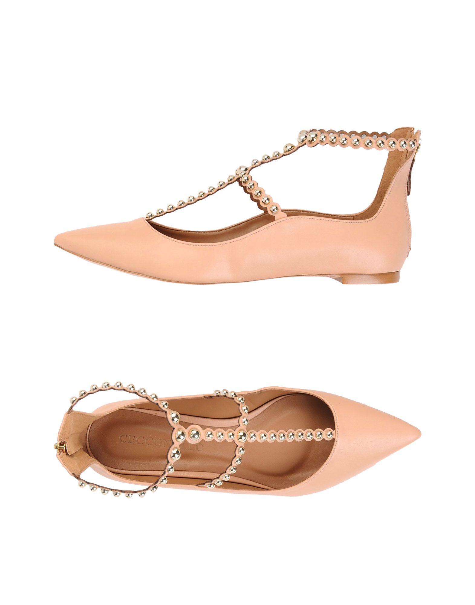 Gut um billige Schuhe zu tragenCecconello Ballerinas Damen  11466384TL