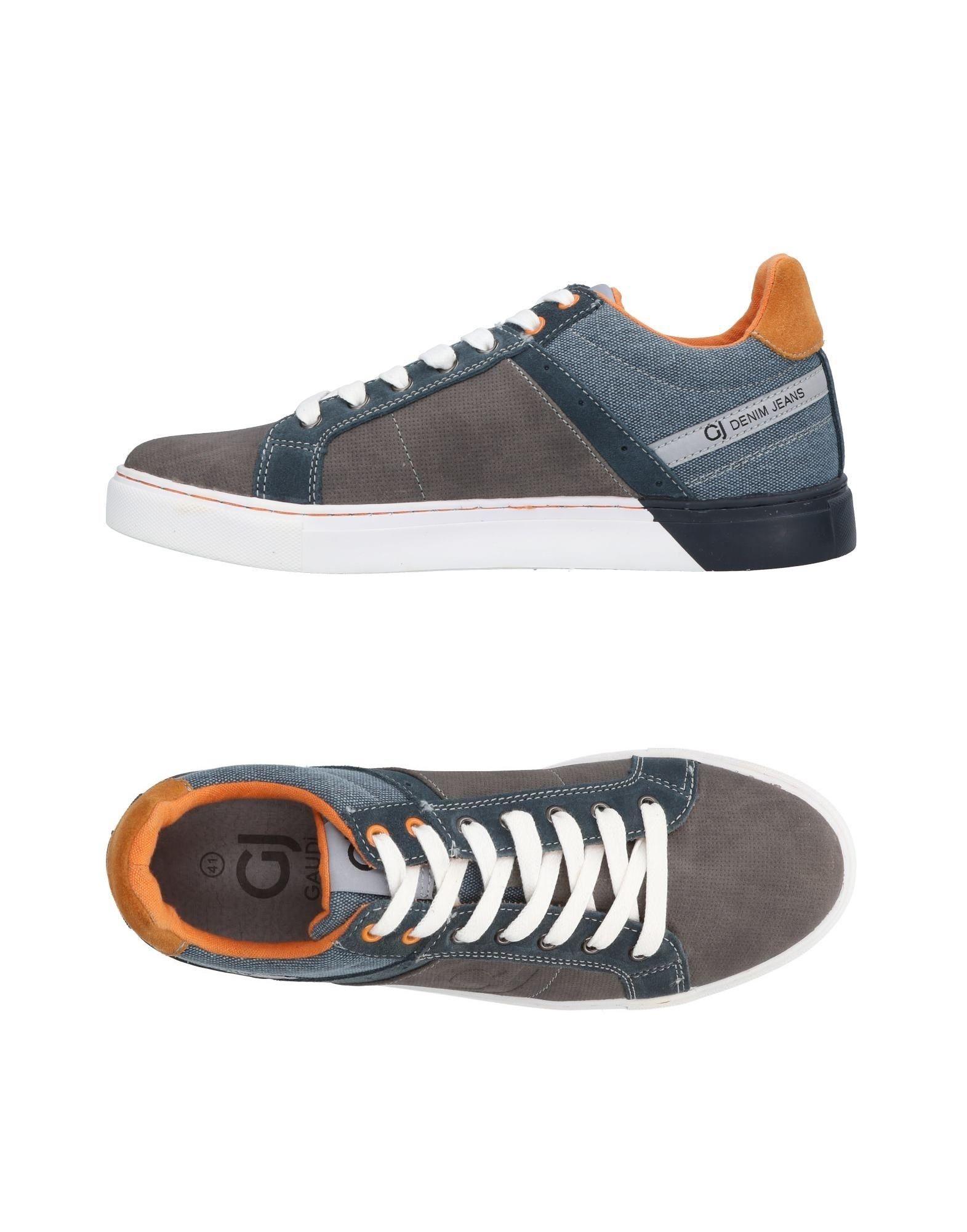 Sneakers Gaudì Homme - Sneakers Gaudì  Gris Dédouanement saisonnier