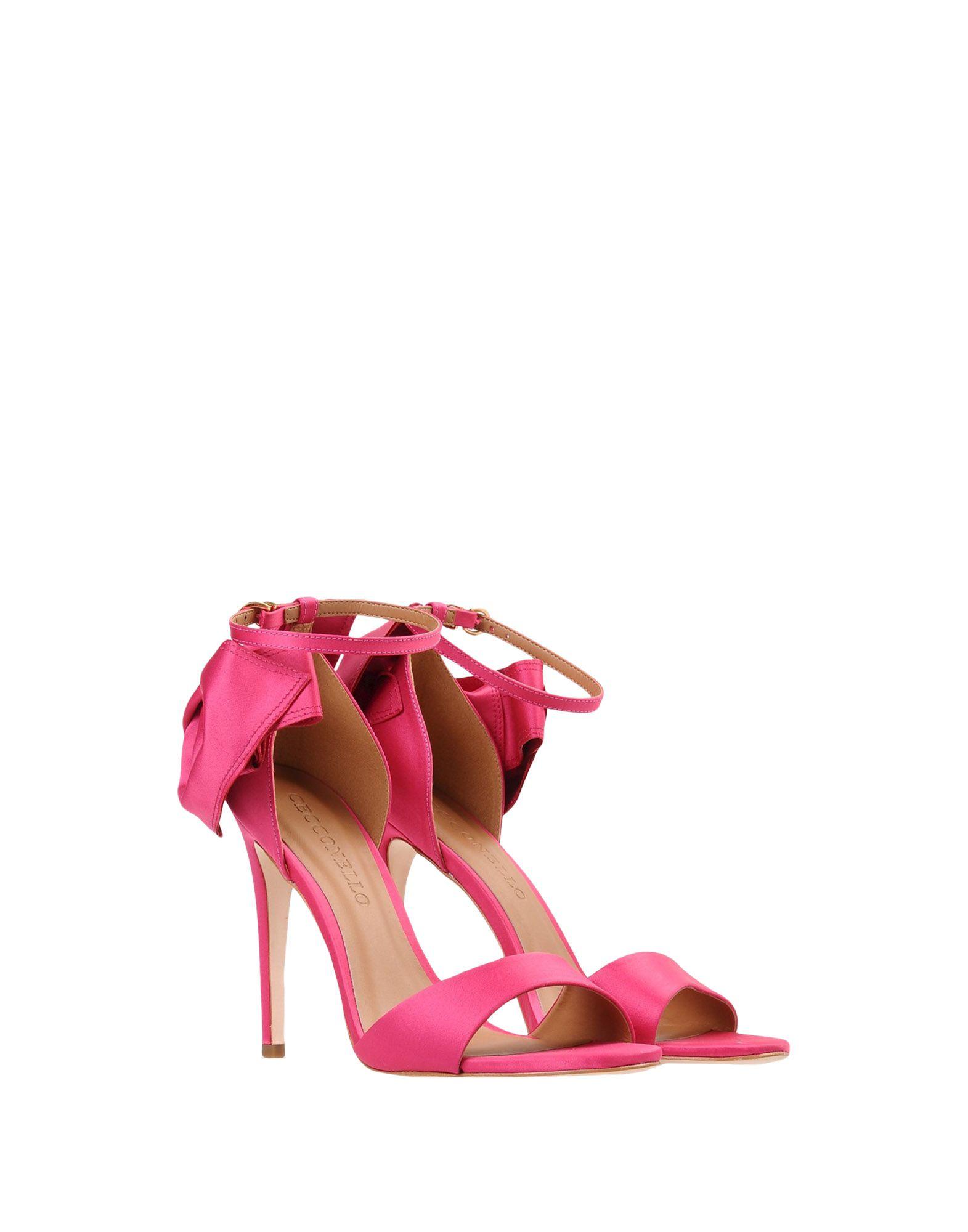 Cecconello Sandalen Damen  11466406AO Heiße Heiße 11466406AO Schuhe 25f81d
