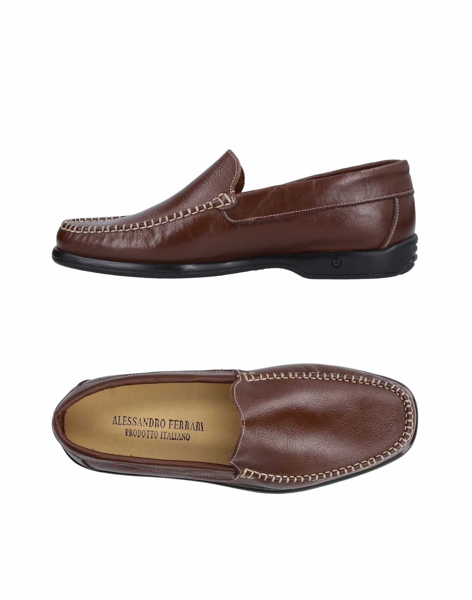 Rabatt echte Schuhe Alessandro Ferrari Mokassins Herren  11466570EU