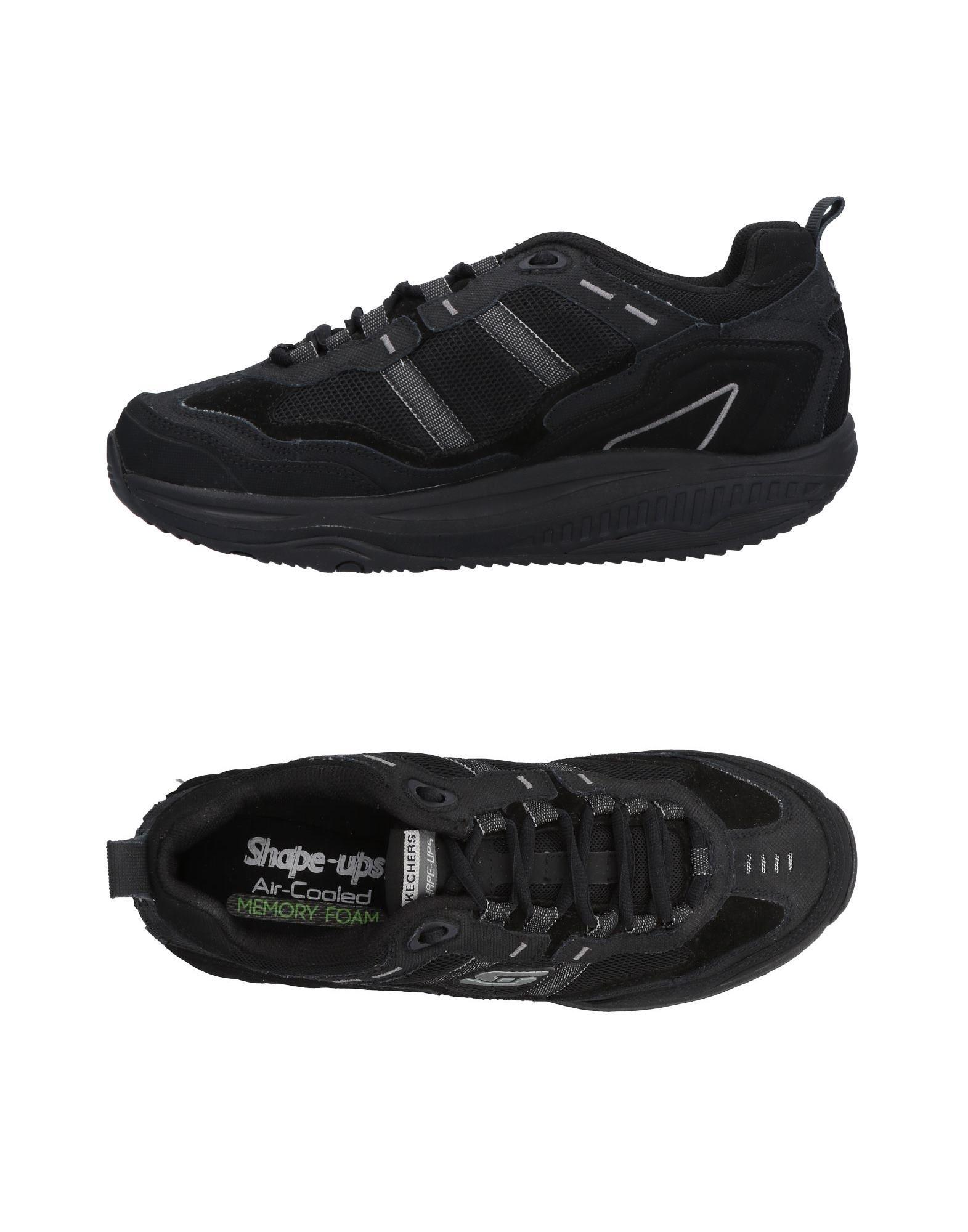 Sneakers Skechers Homme - Sneakers Skechers  Noir Nouvelles chaussures pour hommes et femmes, remise limitée dans le temps