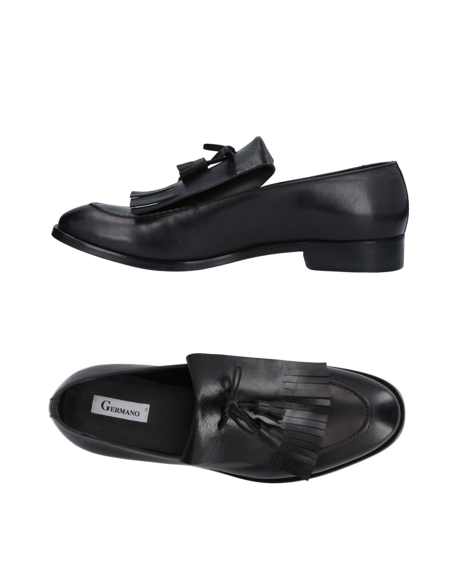 Haltbare Mode billige Schuhe Germano Mokassins Herren  11466620UD Heiße Schuhe