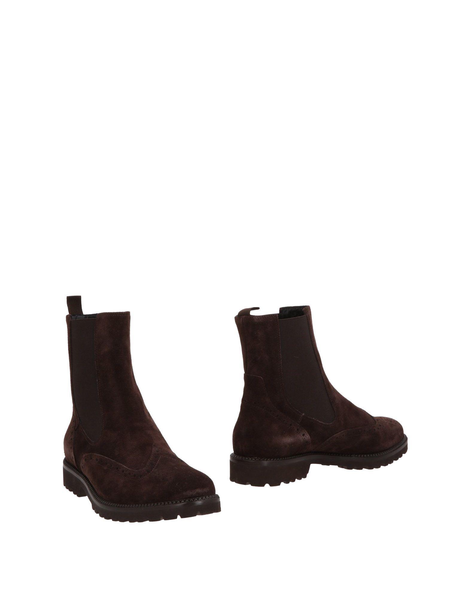 Rabatt echte Schuhe Alfieri Shoes Stiefelette Herren  11466621RE