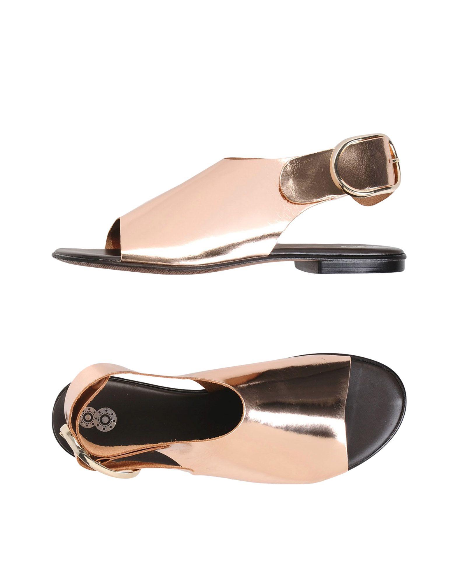 8 Sandalen Damen Qualität  11466633BW Gute Qualität Damen beliebte Schuhe 0ab51a