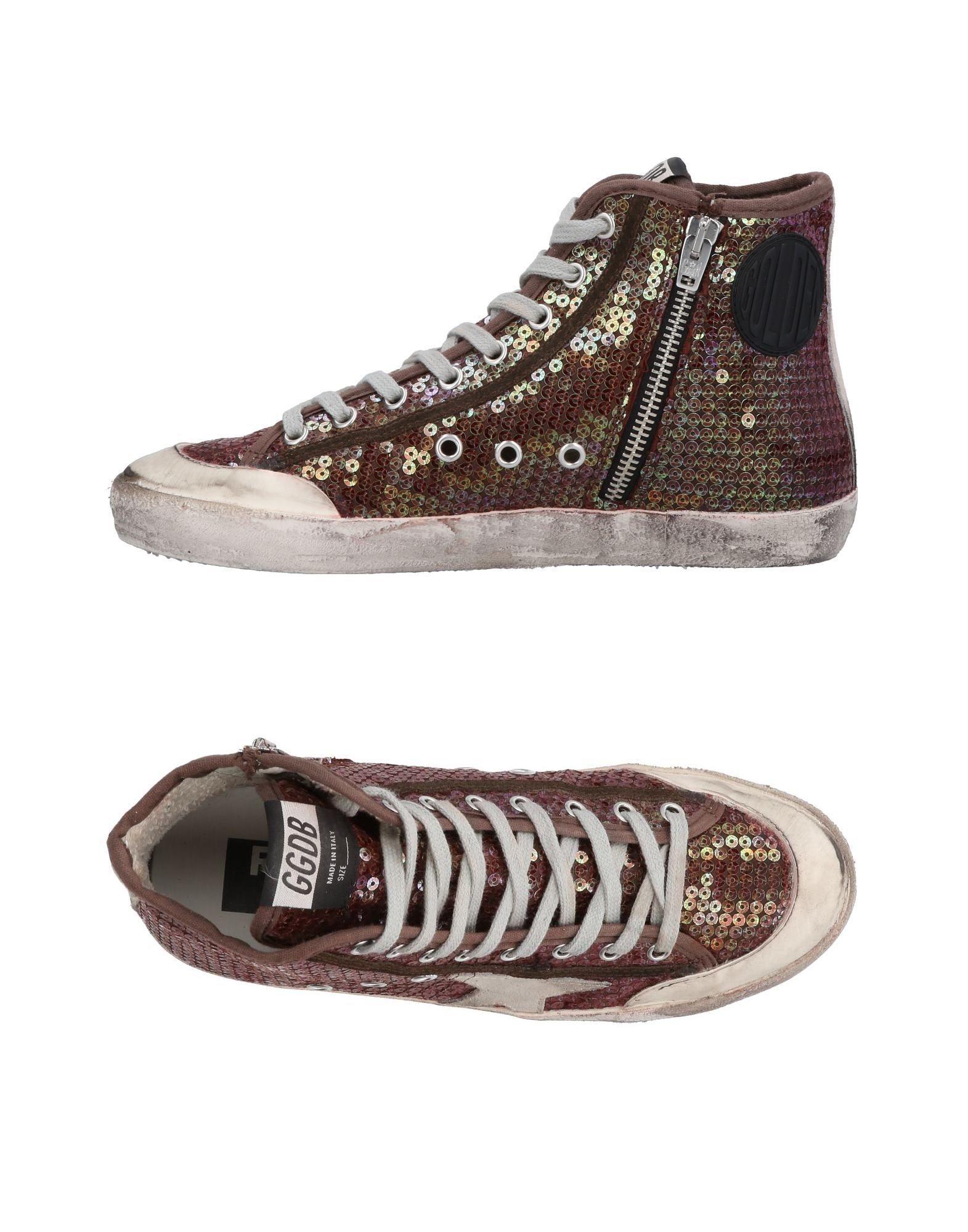 Rabatt Schuhe Golden Goose Deluxe Brand Sneakers Damen  11466679EN
