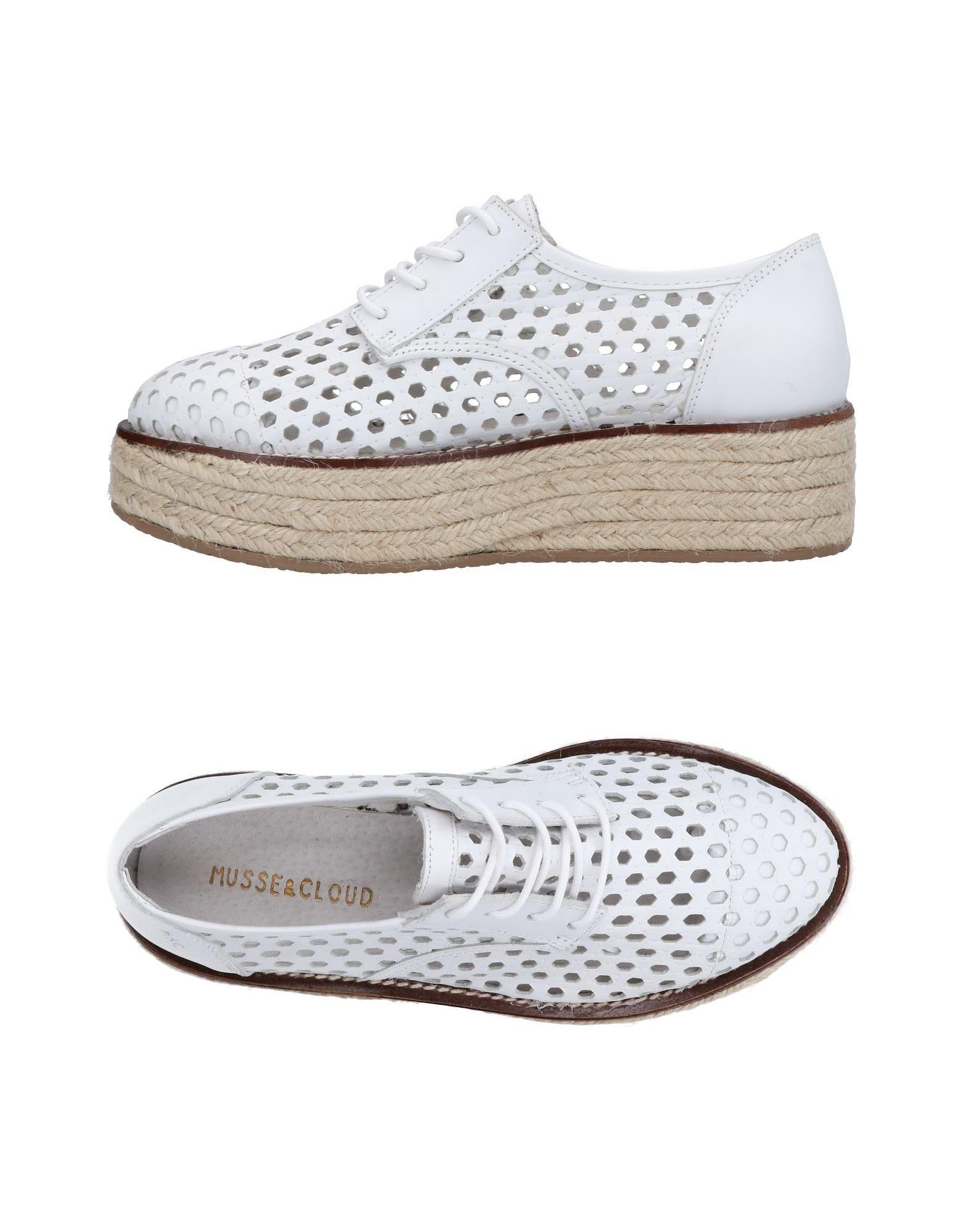 Musse & Cloud Schnürschuhe Damen  11466691UJ Gute Qualität beliebte Schuhe